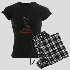 Merry Krampusnacht Pajamas