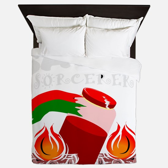 Father's day Queen Duvet