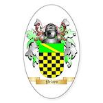 Pelayo Sticker (Oval 10 pk)