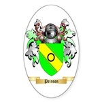 Peirson Sticker (Oval 50 pk)