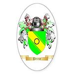 Peirce Sticker (Oval 10 pk)