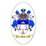 Peill Sticker (Oval 50 pk)