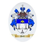 Peill Oval Ornament