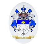 Peil Oval Ornament
