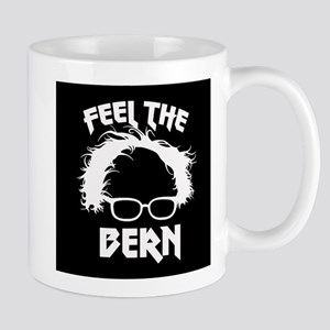 Feel the Bern Metal Badass Mugs