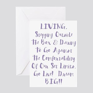 Live! Greeting Cards