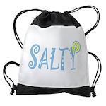 Salty Margarita Drawstring Bag