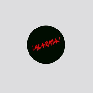 Alarma! Logo Mini Button