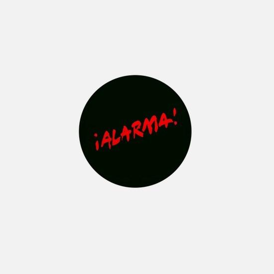Alarma! Logo Mini Button