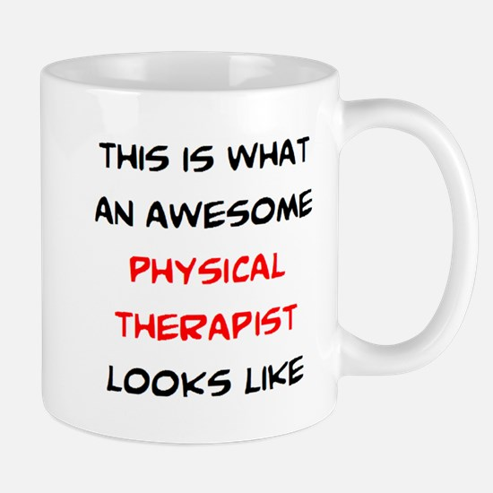 Awesome Physical Therapist Mug Mugs