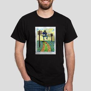 Girdners Waylon on the Wire T-Shirt