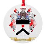 Purdon Round Ornament