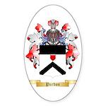 Purdon Sticker (Oval 50 pk)