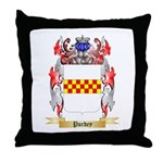 Purdey Throw Pillow