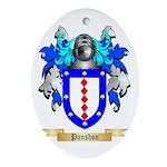 Punshon Oval Ornament