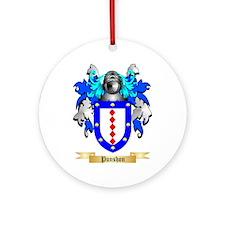 Punshon Round Ornament