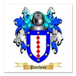 Puncheon Square Car Magnet 3