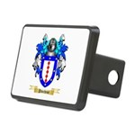 Puncheon Rectangular Hitch Cover