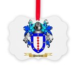 Puncheon Picture Ornament