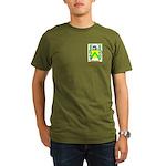 Punchard Organic Men's T-Shirt (dark)