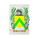 Punchard Rectangle Magnet (10 pack)