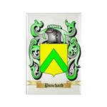 Punchard Rectangle Magnet (100 pack)