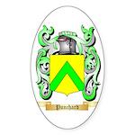 Punchard Sticker (Oval 10 pk)