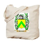 Punchard Tote Bag