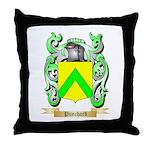 Punchard Throw Pillow