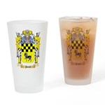 Punch Drinking Glass
