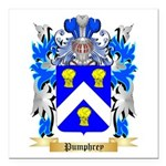 Pumphrey Square Car Magnet 3