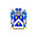 Pumphrey Sticker (Rectangle 50 pk)