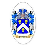 Pumphrey Sticker (Oval 10 pk)