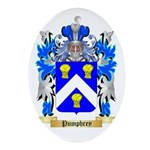 Pumphrey Oval Ornament