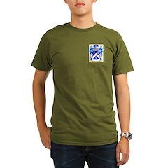 Pumfrey Organic Men's T-Shirt (dark)