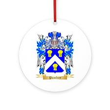 Pumfrey Round Ornament