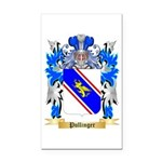 Pullinger Rectangle Car Magnet