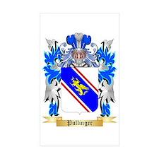 Pullinger Sticker (Rectangle 50 pk)