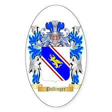 Pullinger Sticker (Oval 50 pk)