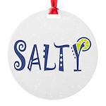 Salty Margarita Ornament