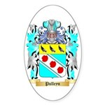 Pulleyn Sticker (Oval 50 pk)