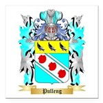 Pulleng Square Car Magnet 3