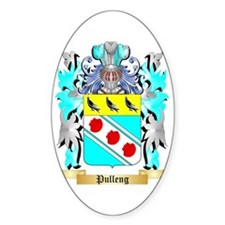 Pulleng Sticker (Oval)