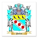 Pullen Square Car Magnet 3