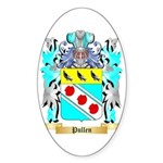 Pullen Sticker (Oval 50 pk)