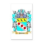 Pullein Rectangle Car Magnet