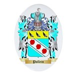 Pullein Oval Ornament