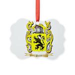 Puliti Picture Ornament