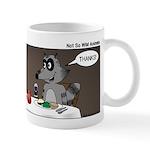 Raccoon Dining Mug