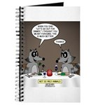 Raccoon Dining Journal
